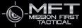 Mission First Tactical logo