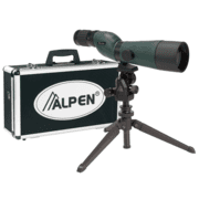 Alpen 20-60x60 Waterproof Fully Multi-Coated Spotting Scope With Tripod