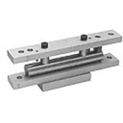 B-Square Scope & Sight Tools - Scope Mount Drill Jig with #31 Drill & 6-48 Tap T1878
