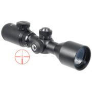 Barska 3-9x42mm Contour Rifle Scopes w/ 4A Mil-Plex Illuminated Reticle & Range / Trajectory Adjustment - AC10634 Riflescope