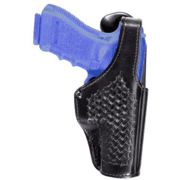 Bianchi 390 Interceptor Duty Holster - Basket Black, Right Hand 23180