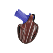 Bianchi 7 Shadow II Holster - Plain Tan, Left Hand 18251