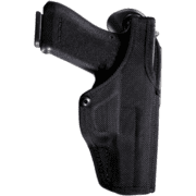 Bianchi 7135 AccuMold SpeedBreak Duty Holster - Black, Left Hand 23131