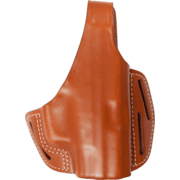 BlackHawk 3 Slot Leather Pancake Holster