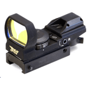 BSA Panoramic 34x24mm Illuminated Night Sight w/ Multiple Red, Green, & Blue Reticles