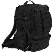 Bulldog Cases Large Moduler MOLLE Assault Backpack