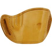 Bulldog Cases Molded Leather Belt Slide Holster - Large Frame Autos