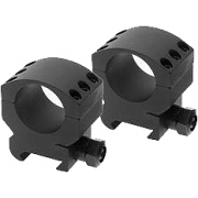 Burris Xtreme Tactical Picatinny Style Rail 1 inch Weapon Rings