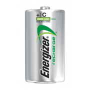 Energizer e Squared 2 Pack Rechargeable C NiMh Batteries NH35BP-2