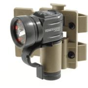 First Light Tomahawk MC Flashlight w/ Task Light & MOLLE Retention System