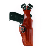 Galco Vertical Ambidextrous Shoulder Holster Component for Glock 17