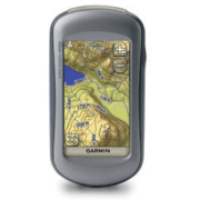 Garmin Oregon 400T GPS System with Topographic Maps for Canada 010-00697-09