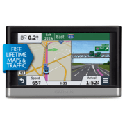 Garmin Nuvi GPS 2457 w/ Lifetime Maps and Traffic HD