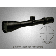 Kruger Optical K3 3-9x40 Tac-Driver Hunting Riflescope