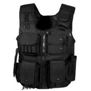 Leapers Law Enforcement SWAT Vest PVC-V548BL