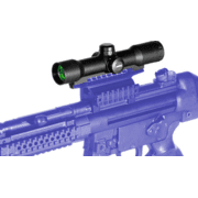 Leapers AccuShot 4XT38 Tactical Scope - TS Platform SCP-T38