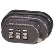Master Lock Resettable Combination Lock w/Pin Tumbler Security 94DSPT
