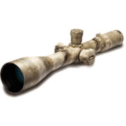 Millett LRS-1 Long Range Scope - 6-25X56mm Rifle Scope BK81005