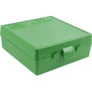 MTM Express Ammo Box .50 Action Express, .475 and .500 Linebaugh Green P64-50-10