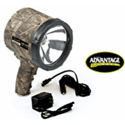 Optronics NightBlaster 2,000,000 cp Rechargeable Spotlight QR-205T