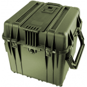 "Pelican 0340 Watertight Protector Equipment 18"" Cube Case w/ Wheels 18"" x 18 "" x 18"