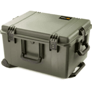 Pelican Storm Cases - iM2750 - w/ wheels - No Foam - Cubed Foam - Padded Divider