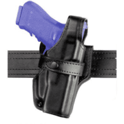 Safariland 070 Duty Holster, SSIII Mid-Ride, Level III Retention - Nylon-Look, Right Hand 070-83-261