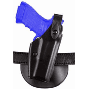 Safariland 6288 Concealment SLS Paddle Holster - Plain Black, Left Hand 6288-776-62