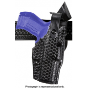 Safariland 6360 ALS Level III w/ Ride UBL Holster - STX Basket Weave, Right Hand 6360-832-481