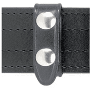 Safariland 65 Belt Keeper, 2 Snap 65-4-4B