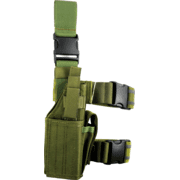 Specter Gear Universal Tactical Thigh Holster 607 - Right or Left Hand