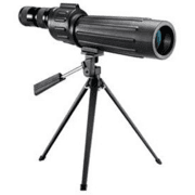 Tasco 18-36x50mm World Class Zoom Spotting Scope Matte Black - 37183650