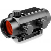 Tasco Red Dot 1x30mm Solar Cell Rifle Scope BKR30SOLR