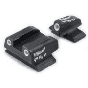 Trijicon GL11 Glock Pistol 3 Dot Front & Novak Rear Night Sight Set - Special Order