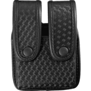Uncle Mike's Law Enforcement Fitted Pistol Magazine Pouches w/ Insert