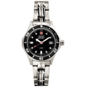 Wenger Swiss Military Alpine Diver Watch - Men's and Women's Stainless Steel Water Resistant Watch
