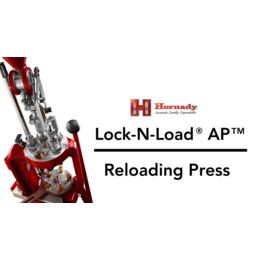 Hornady 3-in-1 Lock-N-Load Ammo Plant Progressive Reloading Press - 110 VT