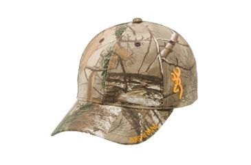 52697e0e Browning Co Branded Cap, Rtx, 308720241