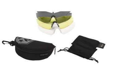 06aa1c687e9d Revision Stingerhawk 4 Lens Military Eyewear Deluxe Kit 17% Off