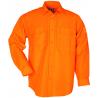 5.11 Tactical Hi Vis Performance Shirt, Orange
