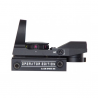 AIM Sports Dual Illuminated Red Dot Sight w/ 4 Reticles