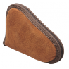 Allen Suede Leather Pistol Case 15 Inch Rust 75-15