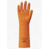Ansell Healthcare Tan Rubber Premium Gloves, Ansell 115608