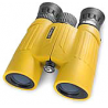 Barska 10x30 WP Floatmaster Binoculars - Floating, Blue Lens, Yellow Body AB11092