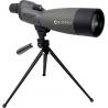 Barska 20-60x70 Blackhawk Spotting Scope - Waterproof Straight Spotting Scope w/ Tripod, Soft & Hard Cases - AD10528