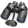 Barska 7x50 WP Battalion Full-Size Binoculars w/ Internal Rangefinder, Bak-4, Fully Multi-Coated, Waterproof AB11040