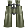 Barska 9x63 Blackhawk Binoculars - Fully Multi-Coated, Green Lens AB11188