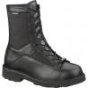 Bates Footwear 8in DuraShocks Lace-to-Toe Side Zip Boots