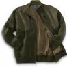 Beretta Wind Barrier Sweater w/ Fleece Lining and Full Length Zipper