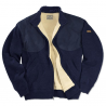 Beretta Wind Barrier Cartigan w/ Bear Fleece Lining, Full Length Zipper